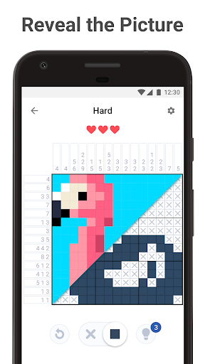 Nonogram.com - Picture cross puzzle game android2mod screenshots 2