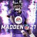 Madden 21 New Tab Football Theme