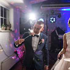 Wedding photographer Monika Serocka (cyrografia). Photo of 31.01.2018