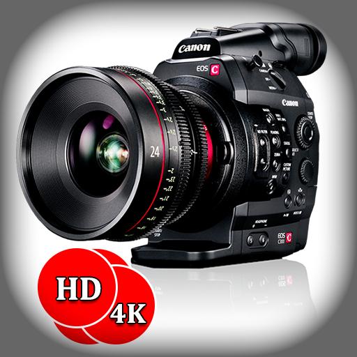 HD Camera - 4K Ultra HD Camera