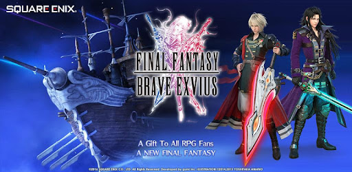 FINAL FANTASY BRAVE EXVIUS - Apps on Google Play
