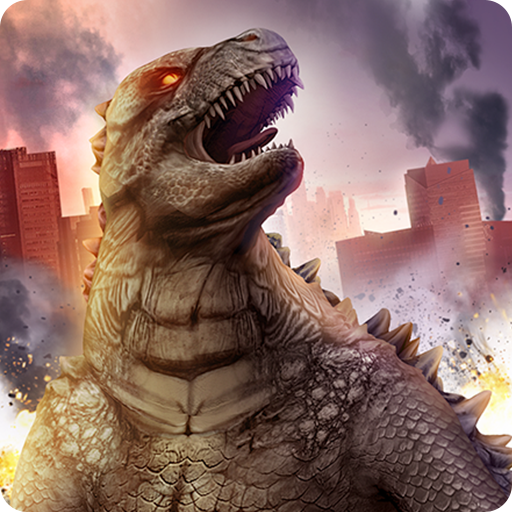 Evolusi monster: pukul dan hancurkan