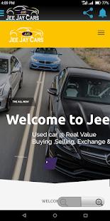 JeeJayCars - náhled
