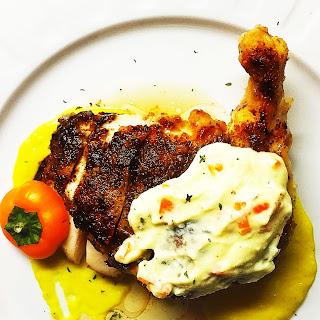 Crispy Airline Chicken