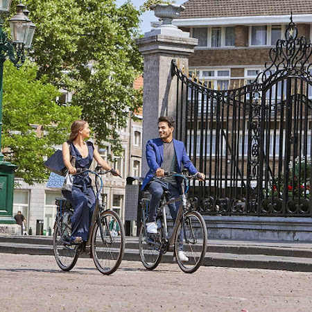 De E-bikemarkt groeit