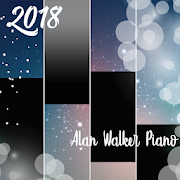 Alan Walker Piano Tiles Magic 2018