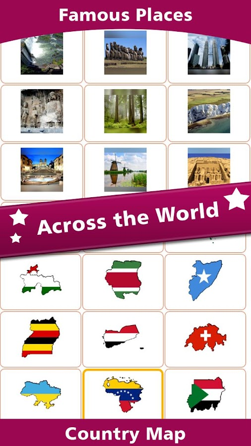 World Quiz : Know The World- screenshot