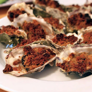 Baked Oysters Oregano Recipes
