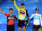 Ploegmaat Van Avermaet pakt uit in tijdrit Ronde van Californië en mag meteen ook de gele trui aantrekken
