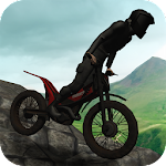 Dirt Bike HD Icon