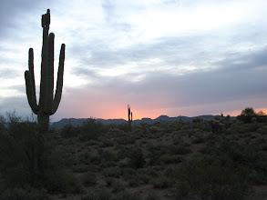 Photo: Arizona on the way to the Grand Canyon