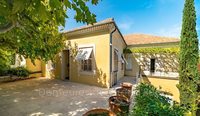 Villa avec piscine et terrasse Châteauneuf-du-Pape