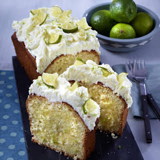 Coconut Lime Cake.