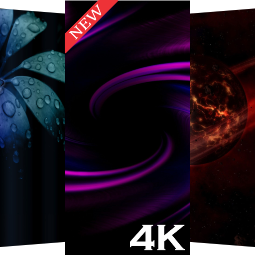Super AMOLED Wallpapers 4K | HD AMOLED Backgrounds icon
