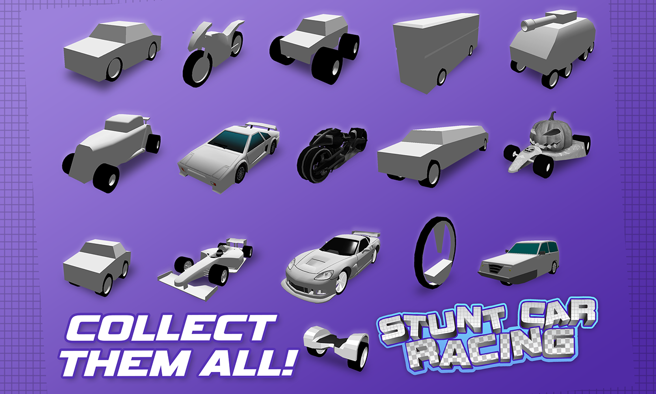 Stunt Car Racing - Multiplayer- screenshot