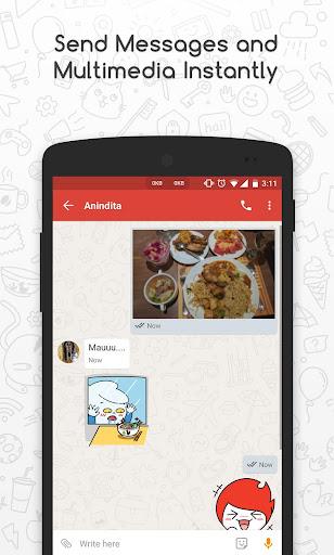 Catfiz Messenger 2.5.0 screenshots 2