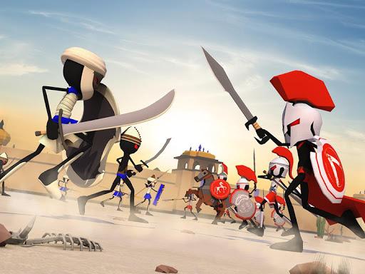 Persian Rise Up Battle Sim 1.0 screenshots 9