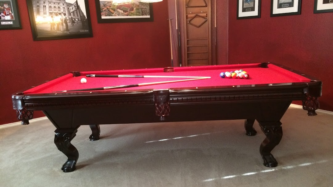 Dallas Billiard Pros Professional Billiard Mechanics