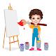 Piktori i Vogel - Loje edukative per femije shqip APK