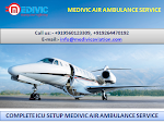 Most Prominent Medivic Air Ambulance in Vellore with Doctor
