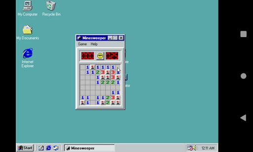 Win 98 Simulator  captures d'écran 1