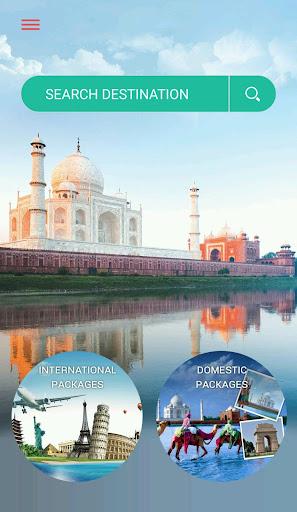IRCTC Tourism screenshot 1