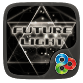 Future Light GO Launcher Theme