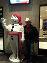 Photo: Will and his wintercarnival friend..