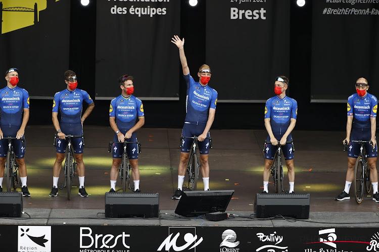Deceuninck-QuickStep wil opnieuw primus worden in Ronde van Polen