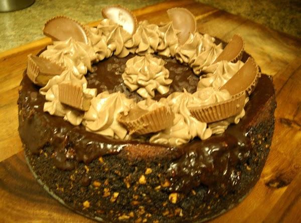 Ultimate Chocolate Peanut Butter Cheesecake Recipe