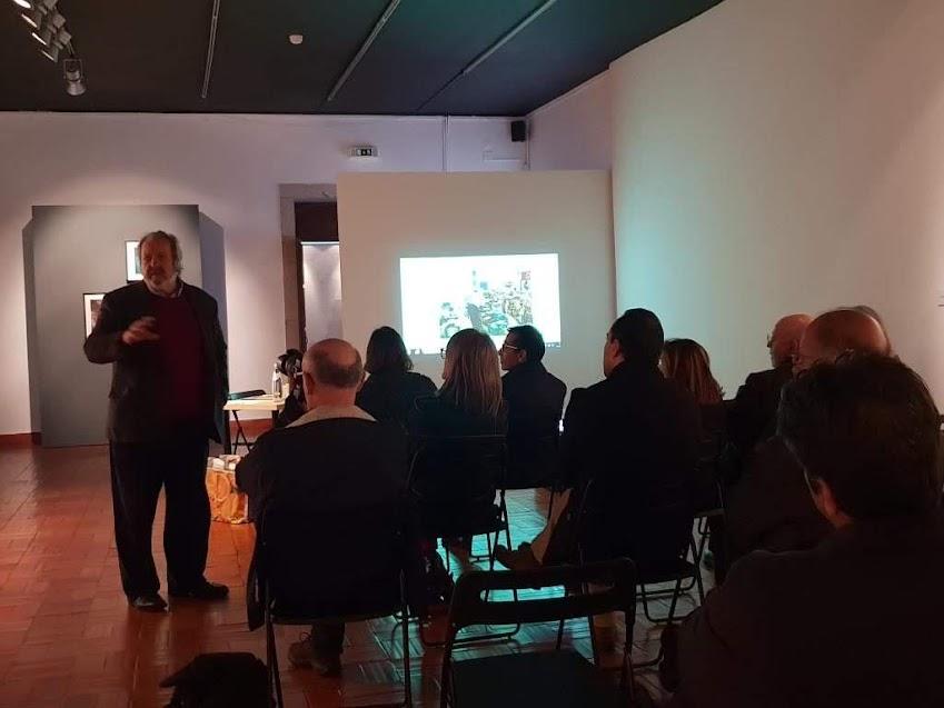 Museu entrega primeiros materiais ao EPHEMERA
