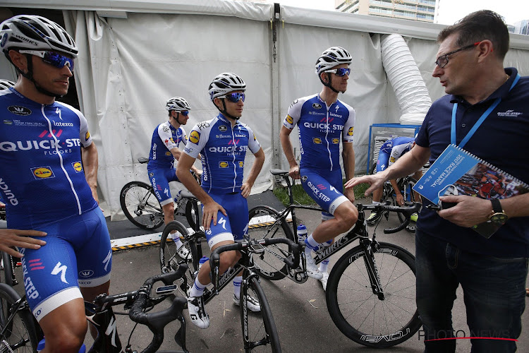 """Deceuninck-Quick.Step juicht schrappen van Gavia toe: """"Giro is al een paar keer over de schreef gegaan"""""""