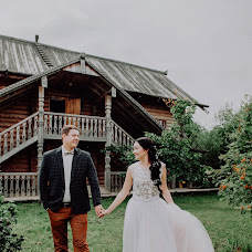 Wedding photographer Andrey Panfilov (alcaida). Photo of 16.05.2018