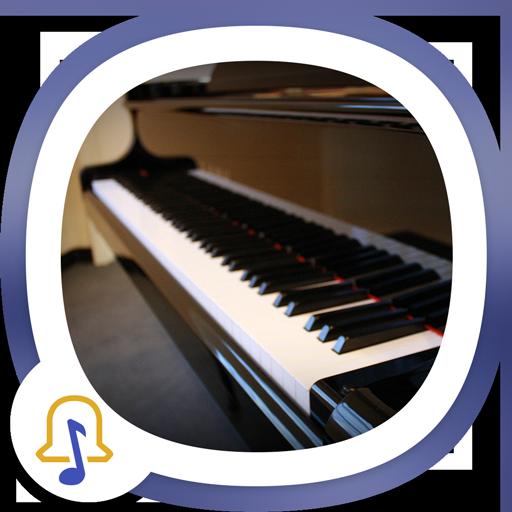 钢琴铃声 媒體與影片 App LOGO-APP開箱王