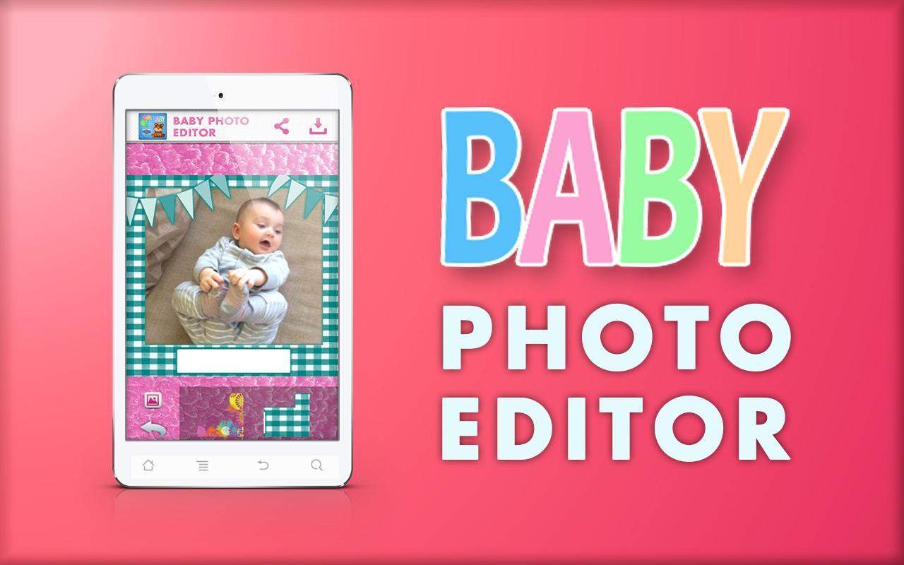 Bayi Foto Editor Apl Android Di Google Play