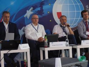 Photo: Burmistrz Paweł Knafel o budownictwie pasywnym na XXVI Forum Ekonomicznym w Krynicy