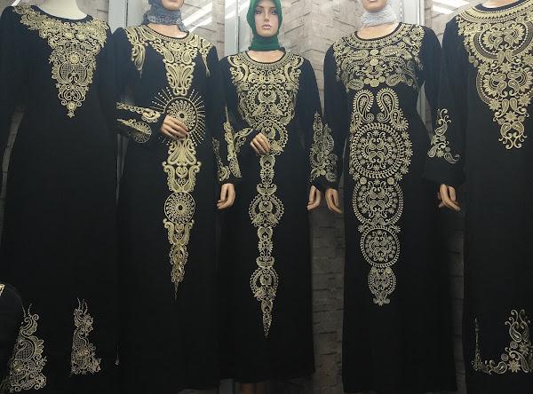Ladysmodern Toko Baju Jual Gamis Murah Grosir Dress Brokat Muslim