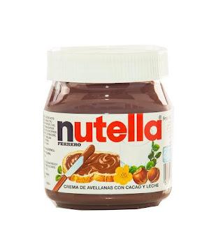 CHOCOLATE NUTELLA FERRERO