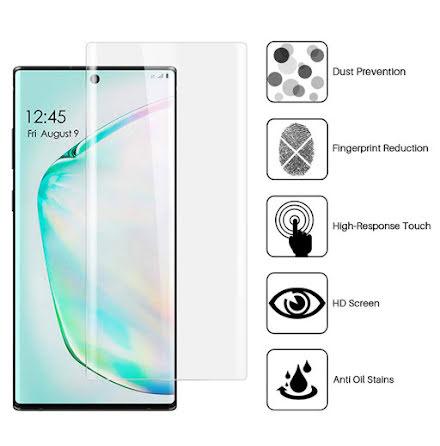 Samsung Galaxy S20 FE Mjukt Skärmskydd PET 9H 0,2mm