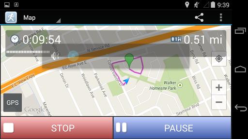 JogTracker 1.0.4 screenshot 6