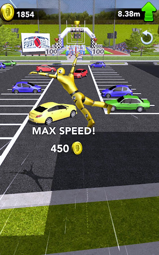 Ragdoll Car Crash screenshot 12