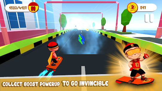 Mighty Raju 3D Hero MOD Apk 1.0.31 (Unlimited Coins) 6