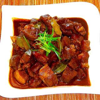The Hirshon Filipino Pork Adobo.