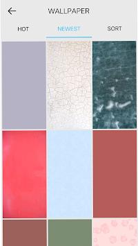Contour level wallpaper