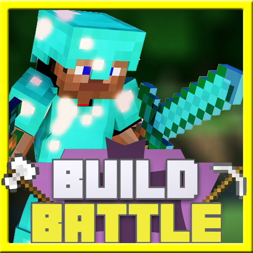 Build Battle server for MCPE