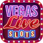 Vegas Live Slots Icon