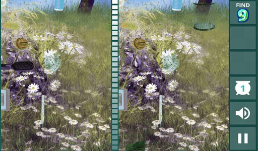 Difference: Blooming Gardens