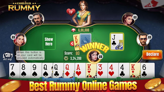 Rummy Comfun-Play Indian Rummy Game 2