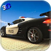 Police Car Chase Smash