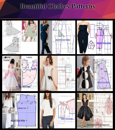 Beautiful Clothes Patterns